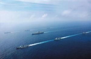 辽宁舰航母编队在台海周边训练,台军紧急部署300枚红隼火箭弹