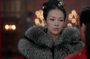 《上阳赋》箫綦为王儇补办婚礼,大悲后的大喜,章子怡表演很高级