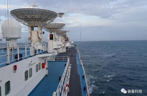 远望5号船完成天通一号02星海上测控任务