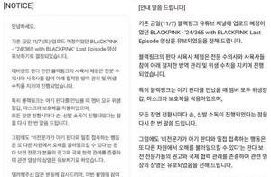 BLACKPINK官方回应再起波澜,央视点名批评网友两极分化
