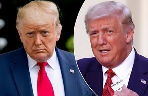 """健康头条 输了大选的特朗普,""""愁得头发都白了""""?"""