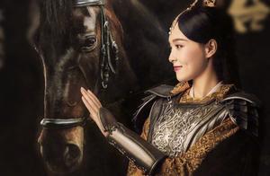 燕云台:燕燕亲披戎装上阵,取宋军首级众将士跪拜,成辽国神话