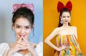 时尚是轮回!20位女星齐戴蝴蝶发夹,都不如三十年前的林青霞惊艳