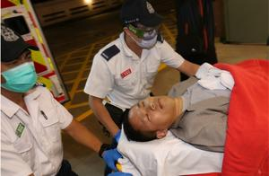 在香港被砍内地富豪其人,曾在王菲慈善晚宴上抢足天后风头