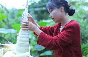 李子柒的螺蛳粉不难,原来螺蛳粉的做法如此简单,在家就能搞定