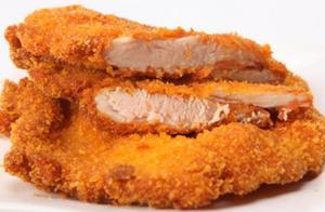 外面卖的鸡排为何那么嫩?学会这1步,肉汁丰富的鸡排在家也能做