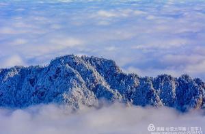 如果不是亲眼所见,你绝对想不到黄山的冬天到底有多美