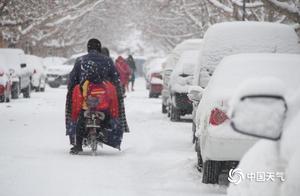 我国省会哪里雪最深?数据统计:石家庄南京乌鲁木齐位列前三