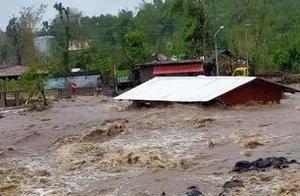"""台风""""天鹅""""已造成至少四人死亡 菲律宾甲米地省宣布进入灾难状态"""