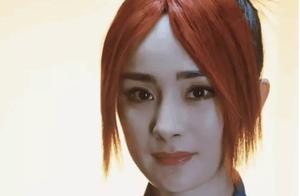 杨幂新造型被嘲王一博同款,尝试动漫少女,却被土气妆容带老十岁