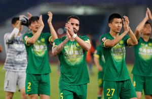 强大国安虽败犹荣,6大数据超越广州恒大,下赛季再争中超冠军