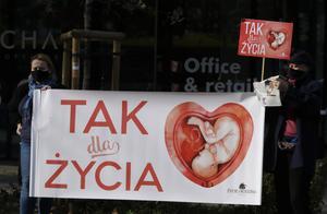 波兰法院通过欧洲最严堕胎法之一:即使胎儿有先天缺陷也不能堕胎