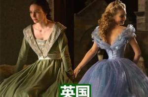 各国传统服饰长啥样,印度奢华,韩国臃肿,看到中国:仙女下凡吗