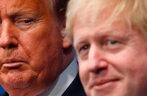 议员:首相对特朗普有何看法,约翰逊:我和前总统关系很好