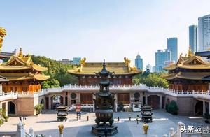 """上海""""霸气""""的寺庙,屹立1700多年,地铁也绕开修建"""