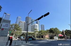 """这几天被""""热""""到了吗?冷空气来袭前,深圳气温温暖天空格外蓝"""