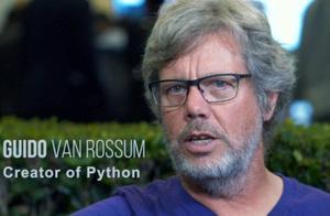 64 岁的 Python 之父表示退休后太无聊,正式加入微软