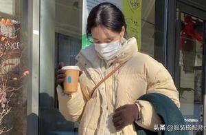 看完韩国小姐姐的出街私服,我终于找到冬日搭配灵感,实用又保暖