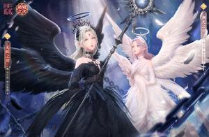 闪耀暖暖天使恶魔套装公布,白给2800钻塞牙缝,玩家:太抠了