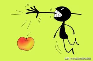 随感漫画:怀疑一切的人,总喜欢用伤害对待一切,即使知道是善意