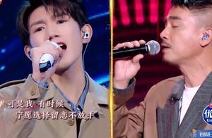 《我们的歌2》B组新声歌手很强,王源稍弱,和孙楠合作有点悬