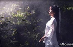 李子柒首次公开自己的视频创作