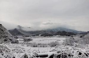 延庆多地出现降雪,赏雪看这里哦~