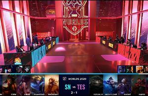 SN击败TES晋级总决赛!G2:成功避免在决赛被SN3:0