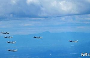7架歼20罕见同框,如若实战,战力超越70架三代机