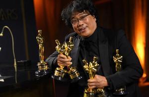 亚洲电影历史性突破!《寄生虫》包揽4项大奖