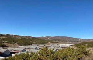 内蒙古继续发布大风蓝色预警信号东部地区降雪不断气温降