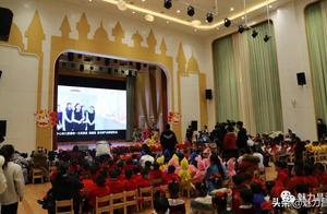 可爱爆棚!昌江区中心幼儿园迎新演出欢乐来袭