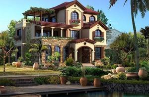 托斯卡纳风格的农村别墅,享受城堡生活,全村最美没商量