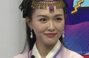 36岁唐嫣再扮紫萱,麦粒肿也没影响美貌,结婚生子反添成熟风韵