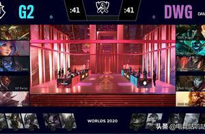 S10半决赛:Nuguri收获MVP,DWG战胜G2先下一城