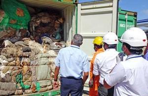 对强国说不!斯里兰卡罕见硬气了一回,坚决退回260吨非法废物