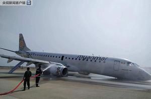缅甸一客机着陆失败机头触地,多亏了飞行员才化险为夷!