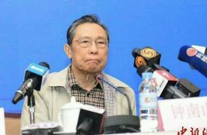 钟南山的84岁高龄妻子心疼丈夫连日奔波:能不能让他多睡一会?