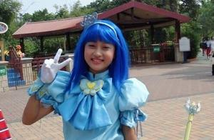小蓝发文悼念孙侨潞,曾约下个10年再聚,网友:她去拯救魔仙堡