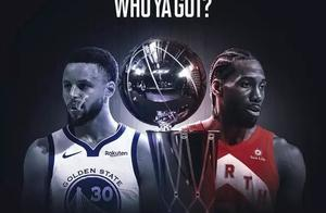 2019NBA总决赛,勇士三连冠还是猛龙染指首冠?