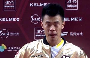 谭龙赛后疯狂飙泪:这个冠军等了2年,我们不不应该在中甲踢球