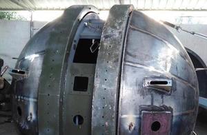 """河南企业生产的""""球形坦克""""火了!零件基本靠人工制造,电动版造价约10万"""
