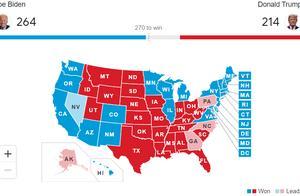 川普竟再次宣布胜选!全美群嘲:垂死挣扎的怂样好可怜