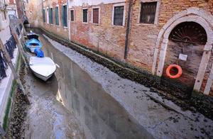 """水城威尼斯""""干了""""?"""