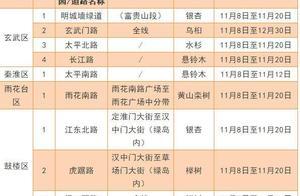"""秋色任性看!南京公布37处""""落叶不扫""""地图"""