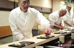 东京米其林指南发布,寿司之神的店被消失