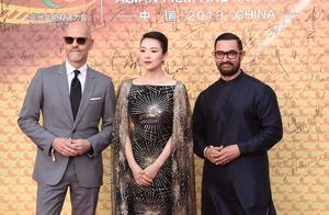 亚洲影视周红毯星光璀璨 众女星红毯争艳