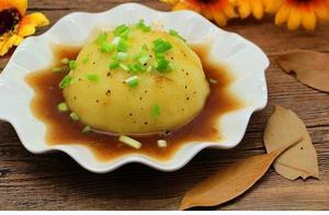 黑椒土豆泥,好吃到舔盘,一道简单好吃的早餐,爱的美食