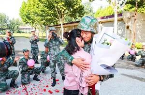 原来这才是军人心动的择偶标准!这个职业的女孩还有吗?