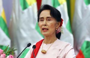 昂山素季被拘留,缅甸风云突变!曾被软禁20年,这回又要关多久